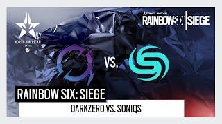 Rainbow Six North American League: North American Major Qualifiers - DarkZero vs. Soniqs