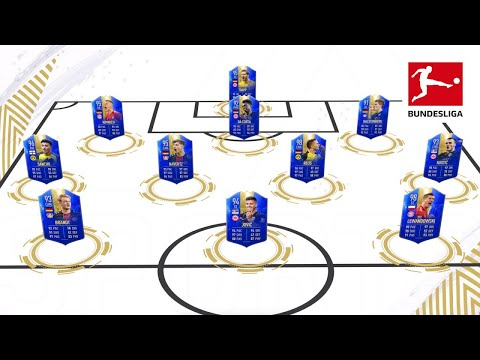 This Is Your FUT 19 Bundesliga Team Of The Season