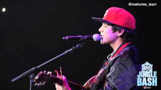 "Austin Mahone - ""Let Me Love You"" @ B96 Pepsi JingleBash"