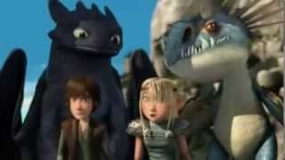 Hiccup And Astrid I See The Light!!!