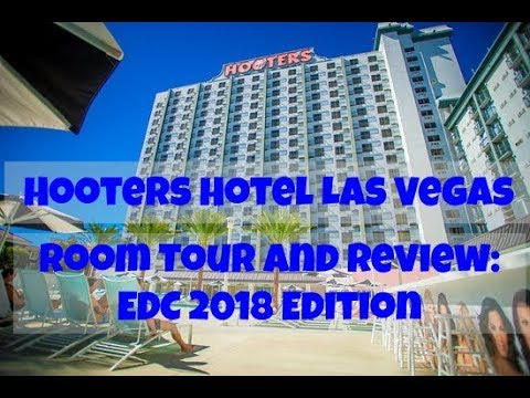 Las Vegas Hooters Hotel and Casino Review and Room Tour – EDC Edition