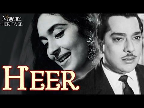 Heer 1956 Full Movies | Pradeep Kumar, Nutan | Bollywood Classic Movies | Movies Heritage