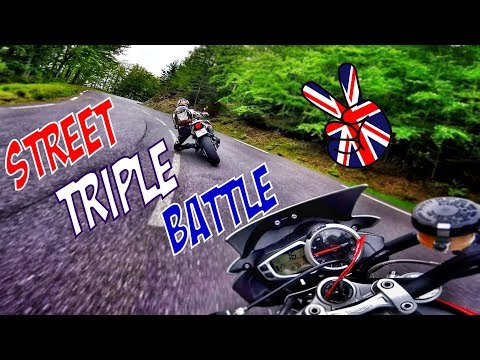 ARSOUILLE à l'anglaise 🇬🇧 : Street R vs Street RX