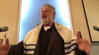 Shabbat Sermon - 04/14/2018