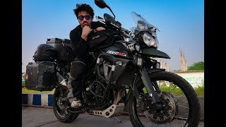Riding for 27 hours | Mumbai to ?