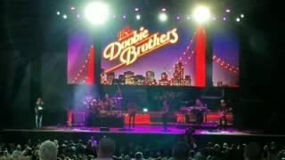 Doobie Brothers - Dark Eyed Cajun Woman(Phoenix 6/11/17)