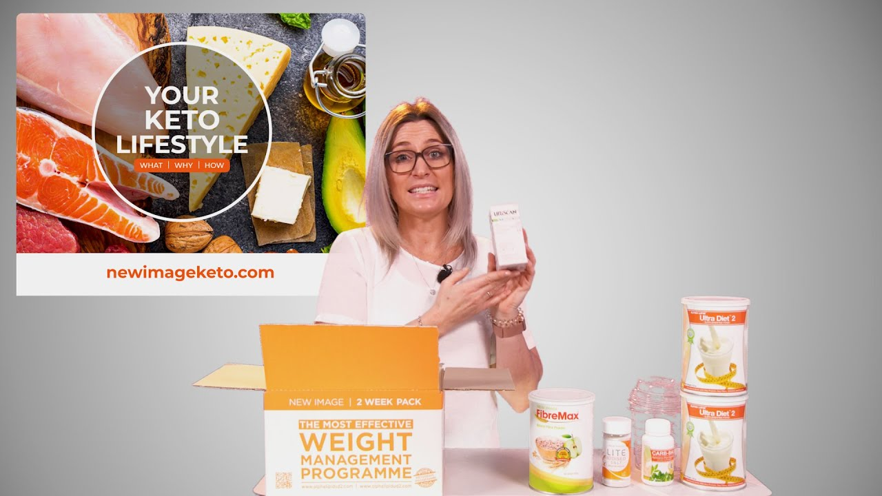Unboxing your Alpha Lipid™ SDII™ Weight Management Pack