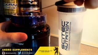 Scitec Nutrition - Amino Magic Unboxing/ Mix Test