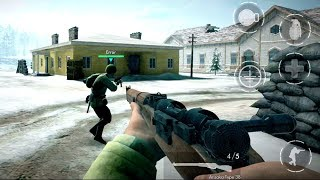 World War Heroes [17 Minutes With Arisaka Type 38] GamePlay Android (1080p)