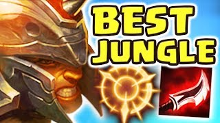 YOU TOO CAN BE CHALLENGER   THE BEST JUNGLER EVER   FULL AD XIN ZHAO JUNGLE   HE EXPLODED Nightblue3