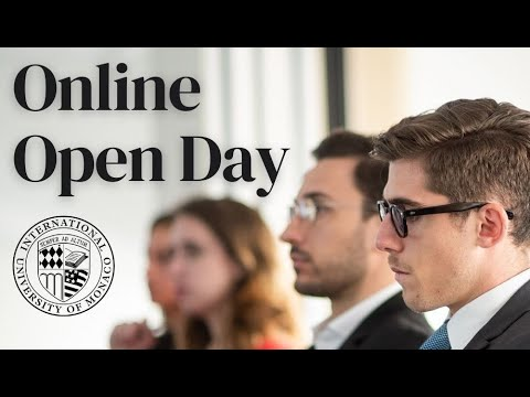 REPLAY of Online Open Day - MSc in International Management Program