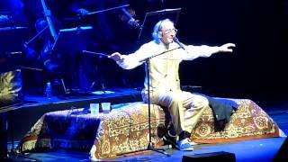 Franco Battiato - No Time, No Space. Teatro Circo Price