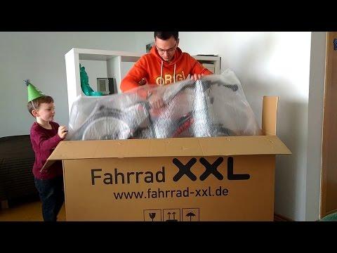 Fahrrad XXL Unboxing - Puky ZLX 18-1 Alu - 2017