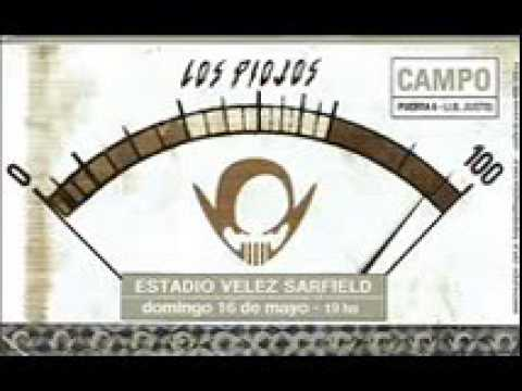 Los Piojos - Finale (Velez 2004)