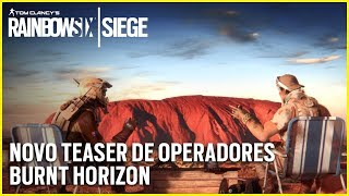 Rainbow Six Siege: New Operator Teaser - Operation Burnt Horizon | Ubisoft