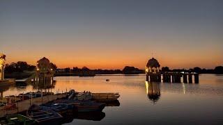 Best Sunrise and sunset in Jaisalmer city