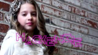 The little Prince & Princess of Pop :: Aaron Carter & Mackenzie Ziegler
