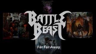 Battle Beast - Far Far Away (lyrics video)