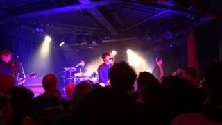 NEW TOWN VELOCITY JOHNNY MARR LIVE AT THE CORNER RICHMOND AUSTRALIA 04-01-2014