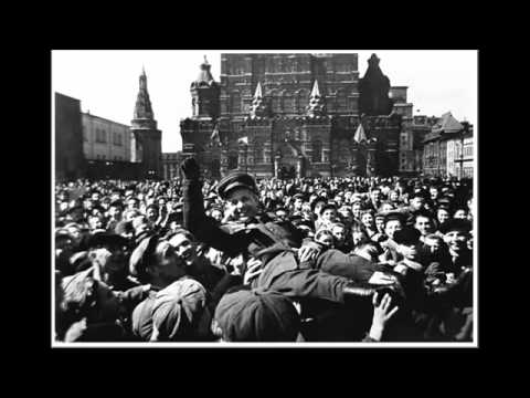 The Day of Victory (Soviet Songs in English)(1)