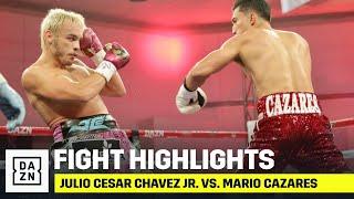 HIGHLIGHTS | Julio Cesar Chavez Jr. vs. Mario Cazares