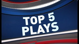 Top 5 Plays of the Night | April 07, 2018