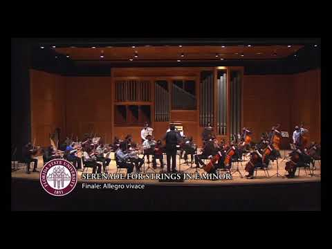 Clip from FSU's University Philharmonic concert.