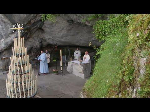 Messe de 10h à Lourdes du 27 avril 2021