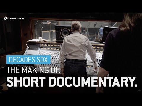 Decades SDX by Al Schmitt – The Making Of (short documentary)