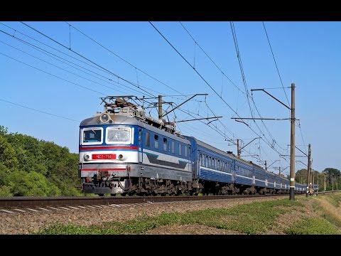 [RTrainSim] Мультиплеер на скоростном ЧС2 (Симулятор железной дороги)