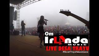 Om Irlanda Live Trayu - Trayu Village #02 [Balik Layar 7th Anniversary Keluarga Pemuda/i Dsn. Trayu]