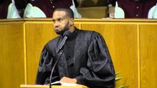 "September 14, 2014 ""The Secret of Satisfaction"" Pastor Howard-John Wesley"