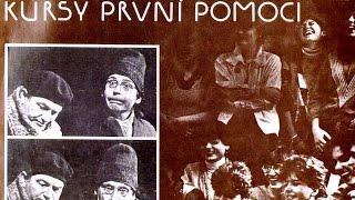KURSY PRVNÍ POMOCI (celý album) - M. Šimek a L. Sobota (1985)_Rip vinyl LP
