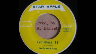 FAMILY MAN & DIZZY - Cell Block 11 [1971]
