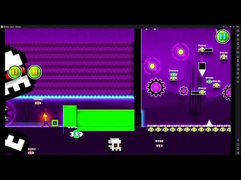 Geometry Dash - How to make a boss battle - ShadowCore - Video