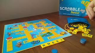 Scrabble Junior oyununu inceliyoruz