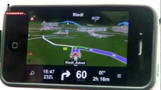 Navigation + Halterung für wenig Geld - Mein Tipp!