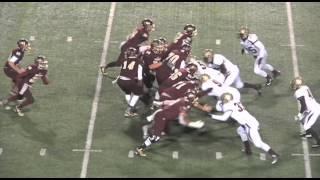 Playoffs Week 2-Magnolia West Mustangs vs. Summer Creek Panthers - 2013 Football