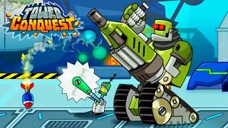 Tower Conquest #2 Победил СУПЕР РОБОТА Мульт Игра для детей про бои и сражения стенка на стенку