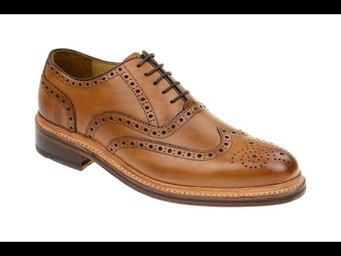 Gordon & Bros  Levet Schuhe 2506 tan hellbraun (131-30-0004)