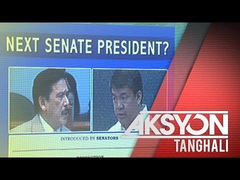 [News5]  Sen. Tito Sotto, posibleng susunod na Senate President.
