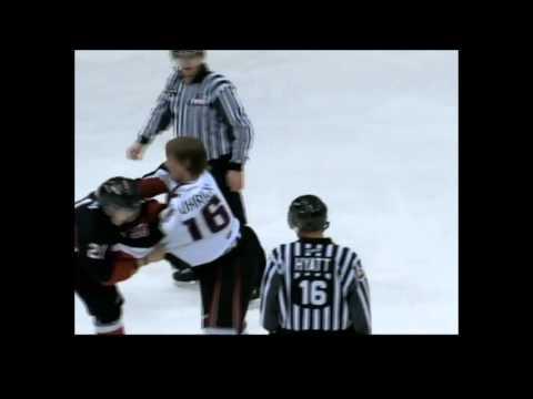 Josh Uhrich vs Brett Roulston