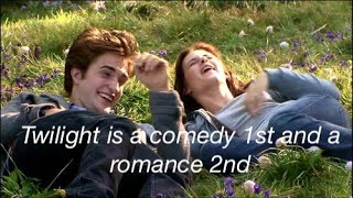Twilight is actually pretty funny