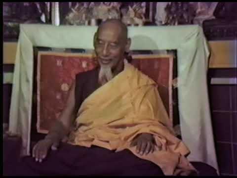 Tibetan public talk༄སྐྱབས་རྗེ་ཟོང་རྡོ་རྗེ་འཆང་གི་འཇིགས་བྱེད་དཀའ་ཁྲིད་(༧)