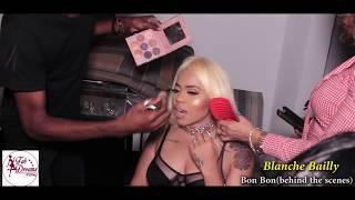 Blanche Bailly  BonBon [ Behind The Scenes ]