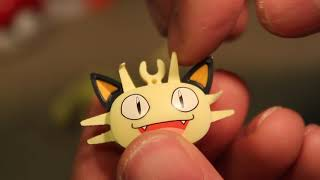 Pokemon Mega Construx Meowth