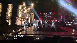 [HD] 2PM - 10 out of 10 [2008 MBC Gayo Daejun]