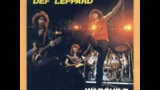 Def Leppard Wasted Demo 1978