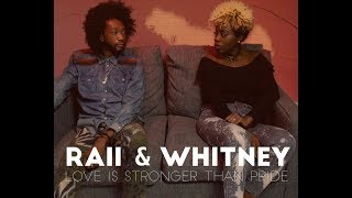 RAII & Whitney Cover |  Love Is Stronger Than Pride