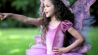 Childrens Couture Fairy/ Faerie Costume - Ballerina Faerie From Ella Dynae Designs